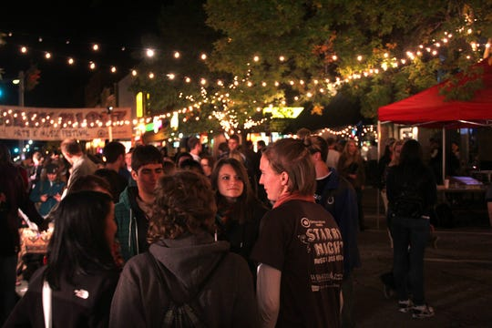 The Starry Night Music & Arts Festival will expand to State Street in the West Lafayette Village on Sept. 29.