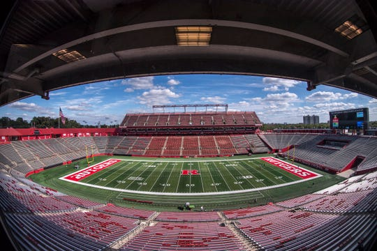 Rutgers' HighPoint.com Stadium opened in 1994 and seats 52,454.