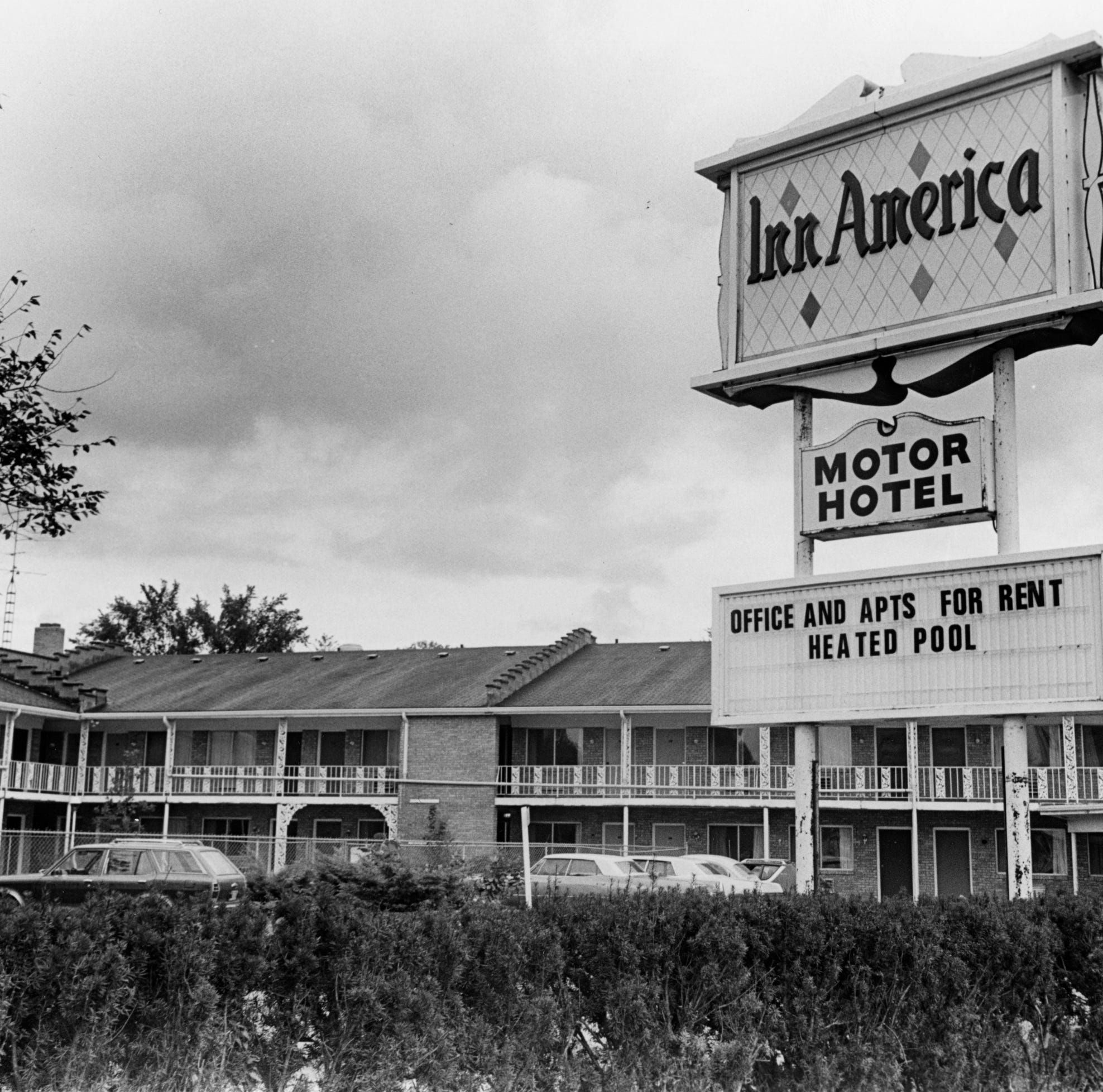 From the Archives: Greater Lansing's classic motels