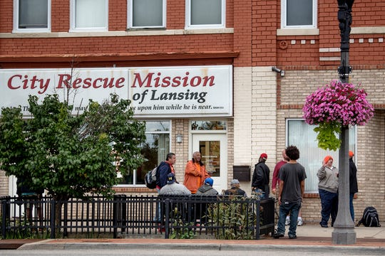 The City Rescue Mission of Lansing, with a location on East Michigan Avenue, signed Sept. 12 a multi-year lease for an additional building at 601 N. Larch St.