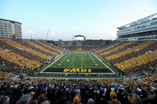 Iowa's Kinnick Stadium (Couch column)