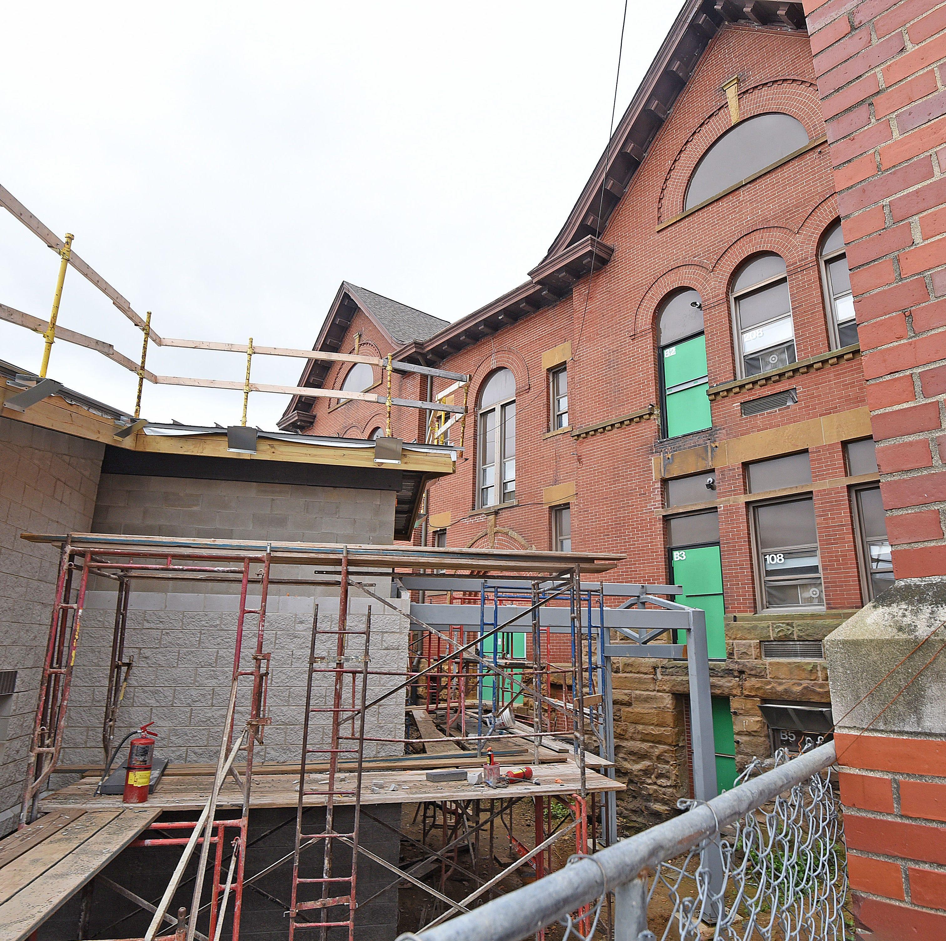 Old Bellville school demolition starting soon
