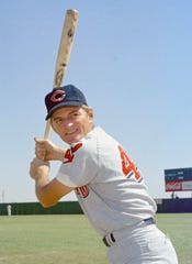 """Ken """"Hawk"""" Harrelson was only with the Cleveland Indians for three seasons, but it was long enough to leave a lasting impression."""