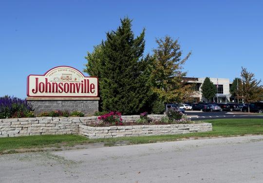Johnsonville Sausage headquarters at Sheboygan Falls.
