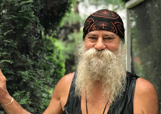 Thomas Cerny Smith, aka Hippie Tom, will hold his last five-day sale October 4 through 8 at his Serendipity Farm in Waterford.