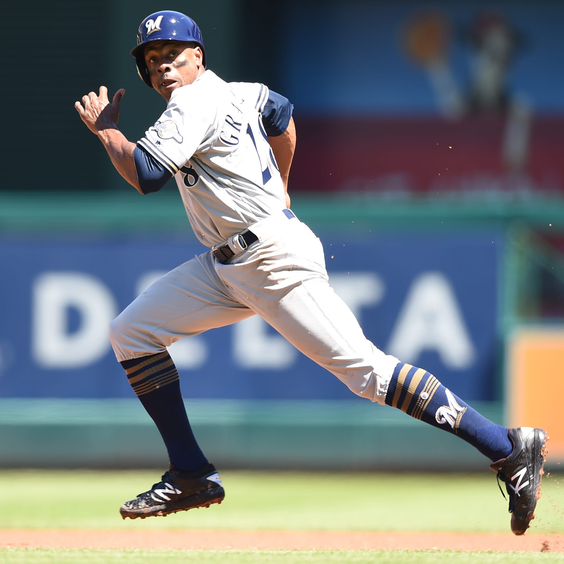 Get To Know Q&A: There's a lot more to Brewers' Curtis Granderson than meets the eye