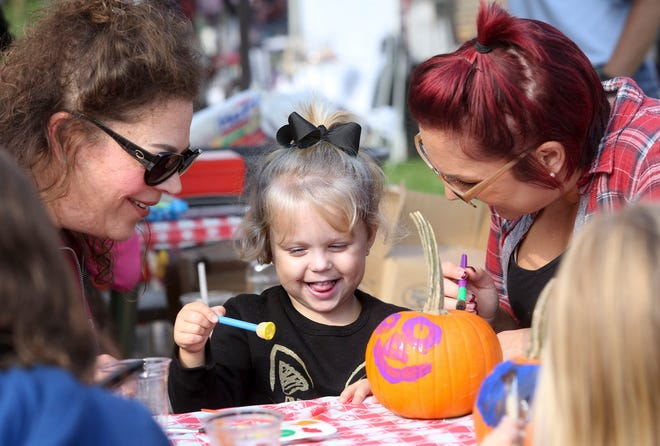 The Cheery Cherry Fall Fair at Menomonee Falls' Village Park offers all kinds of fun fall activities.
