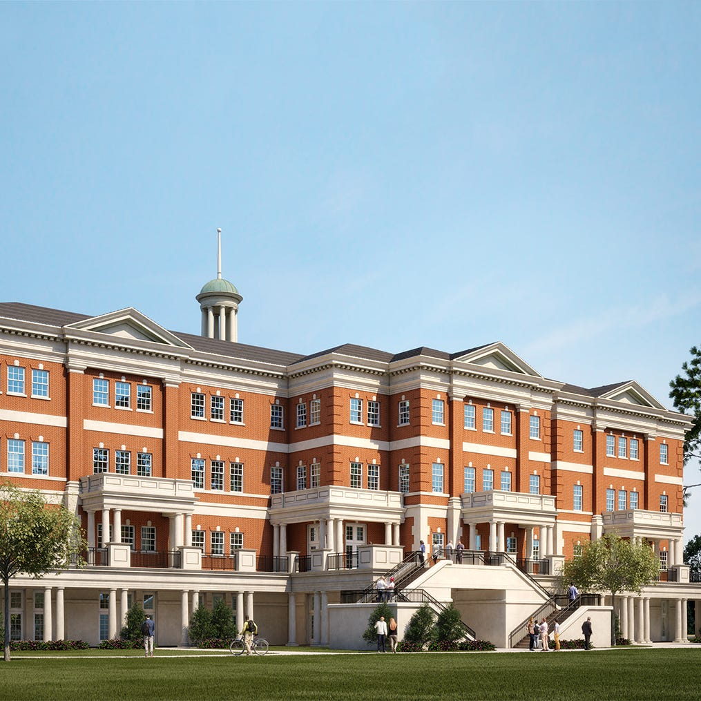 Proposed medical school breaks ground at ULM