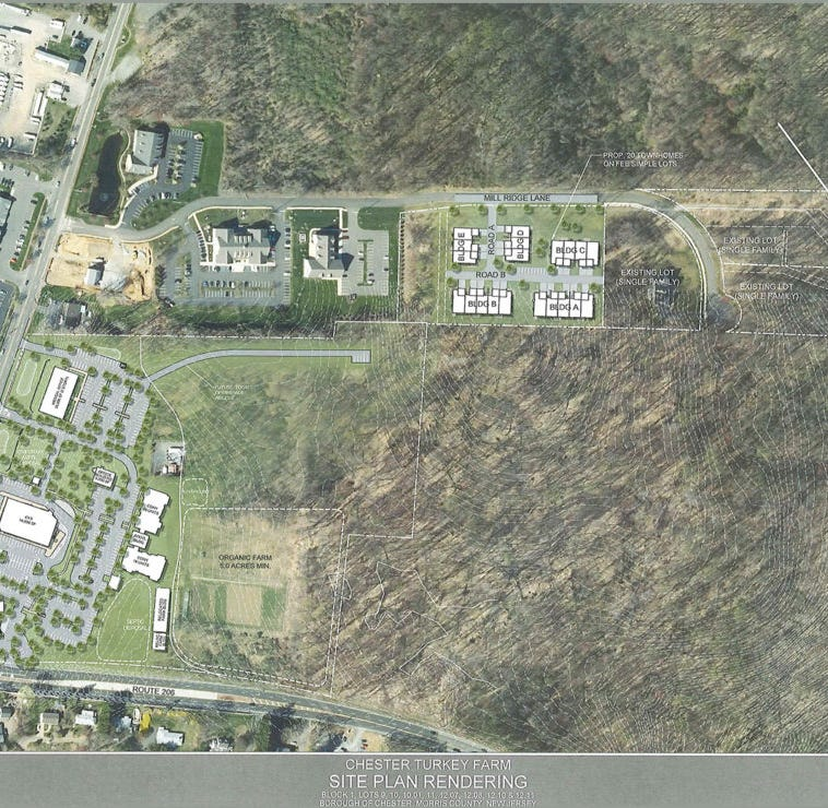 Chester's historic Larison's Turkey Farm eyed by developer; historical group opposes plan