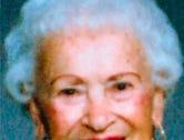 Hilda Marcin of Mount Olive