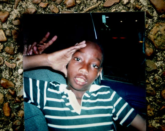 This photo of Terrance Murray, the student at John Trotwood Moore Middle School who was fatally shot by a fellow student, was released to the media to be copied April 21, 1994.