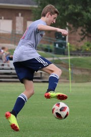 Lucas Wolthers has been selected for the US Youth Soccer Olympic Development Program.