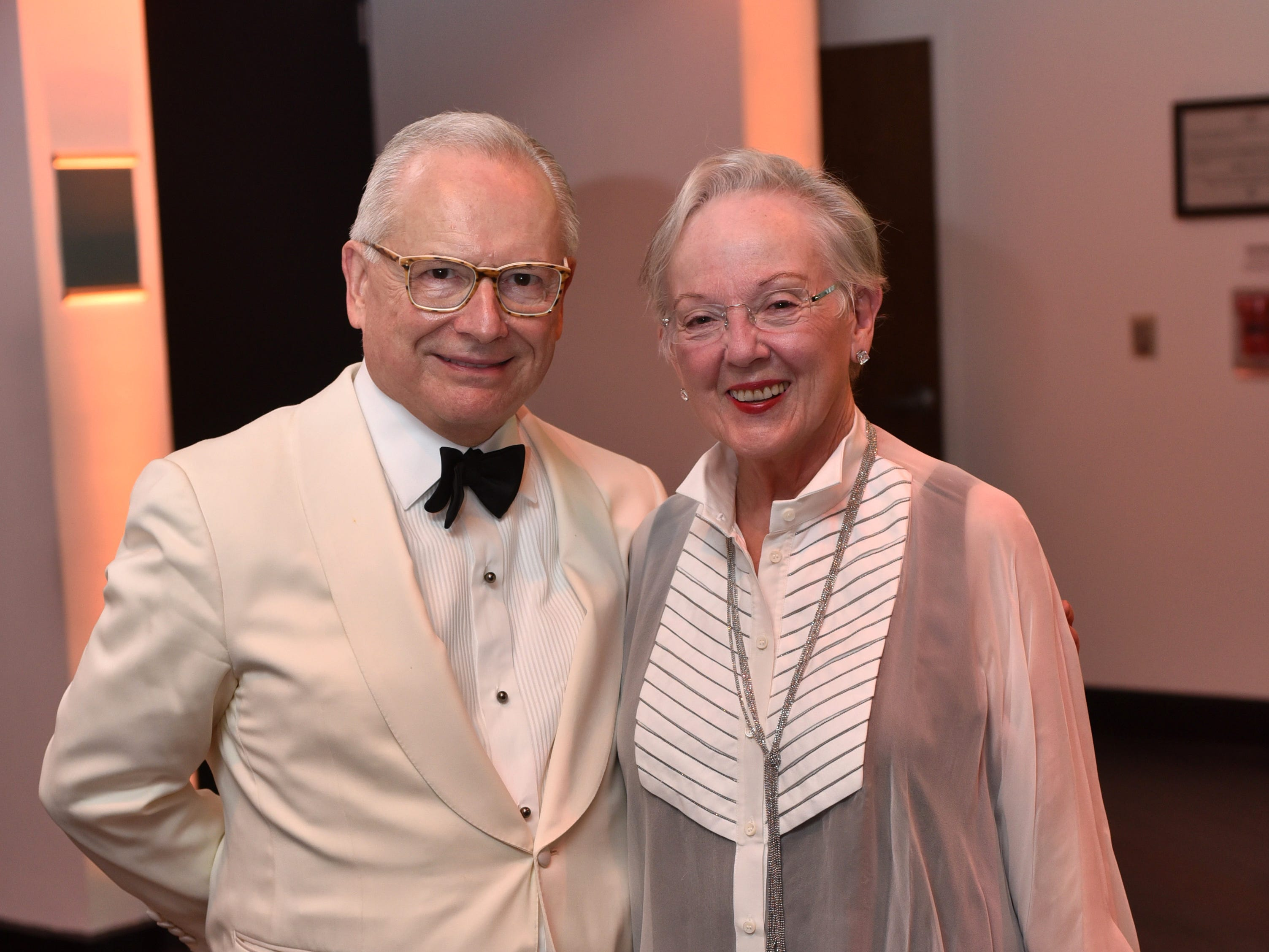 Jack and Barbara Bovender at the 18th annual TPAC Gala on Aug. 25.