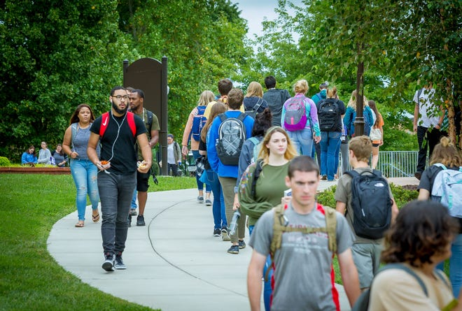 A record number of students enrolled at Volunteer State Community College for the fall 2018 semester.