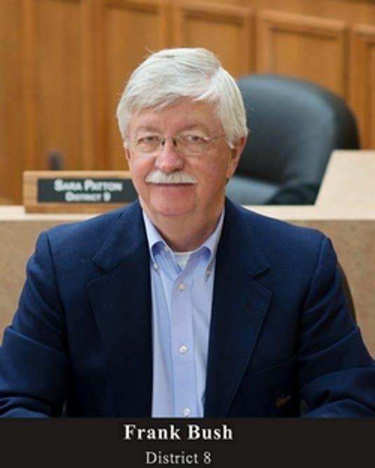 Frank Bush District 8 Wilson County Commissioner