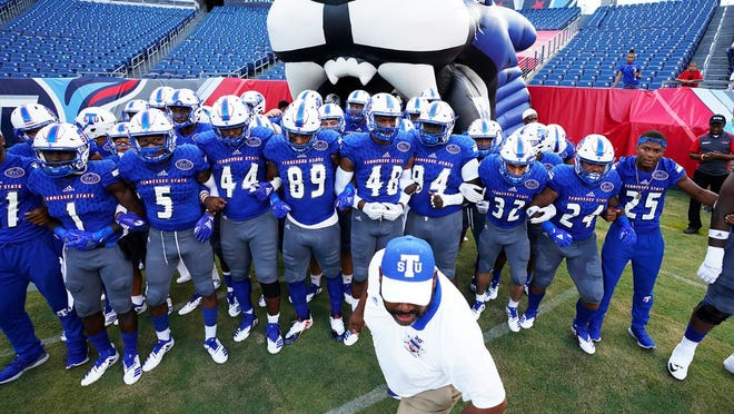 Tennessee State's players are eager to return to the field Saturday at Hampton after last week's game against Jackson State was canceled due to inclement weather.