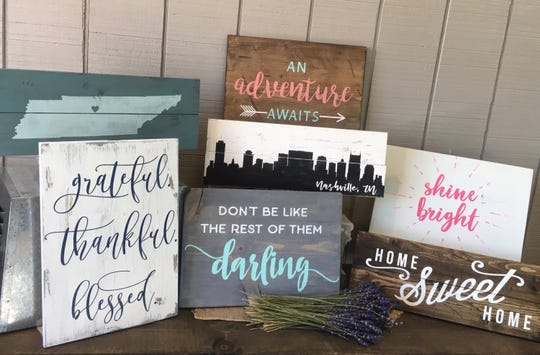 New to the Nashville Home Show is make and take DIY crafts with AR Workshop, where home show visitors can create a charming home décor piece. Seats for sessions are available on a first come, first serve basis throughout the weekend.