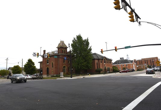 Church Street Intersection Reopens