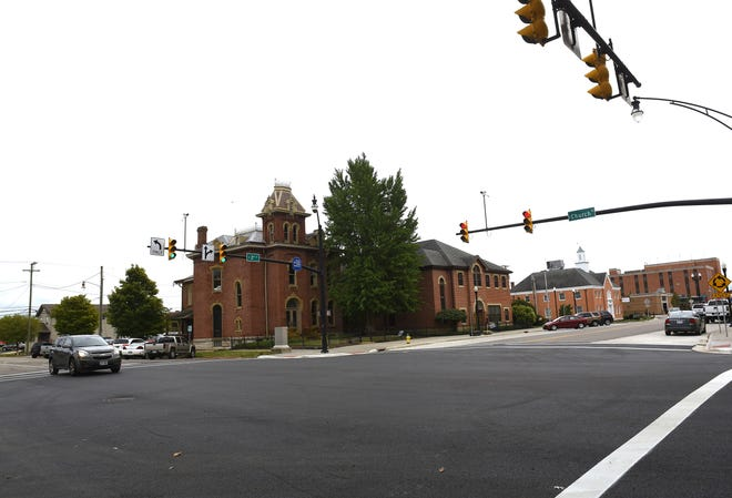 The city's $22 million downtown utility upgrade project, which began in March 2015 on South Second Street, concluded with Friday's opening of North Second Street, and the intersection with Church Street.