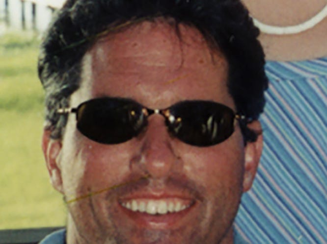 Michael John Simon of Harrington Park WTC victim
