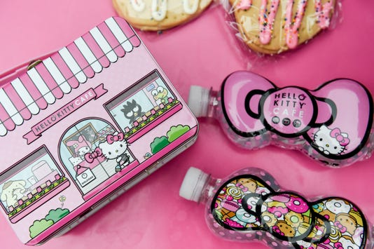 The Hello Kitty Cafe Truck