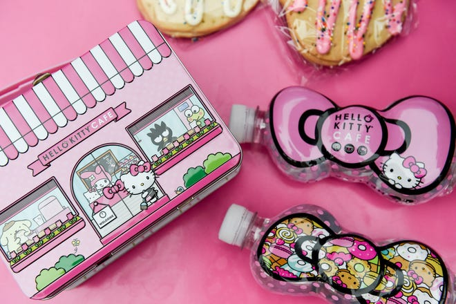 The Hello Kitty Cafe Truck will be at GSP on Saturday.