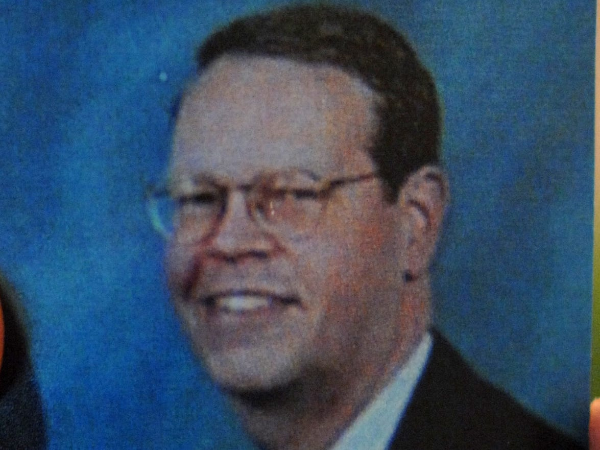Alan K. Jensen, of Wyckoff, who died during the attack on the World Trade Center, Sept. 11, 2001.