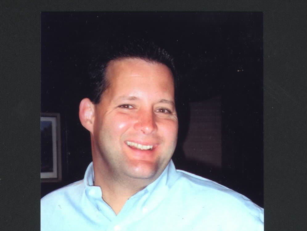 John Grazioso of Middletown. He grew up in Clifton.