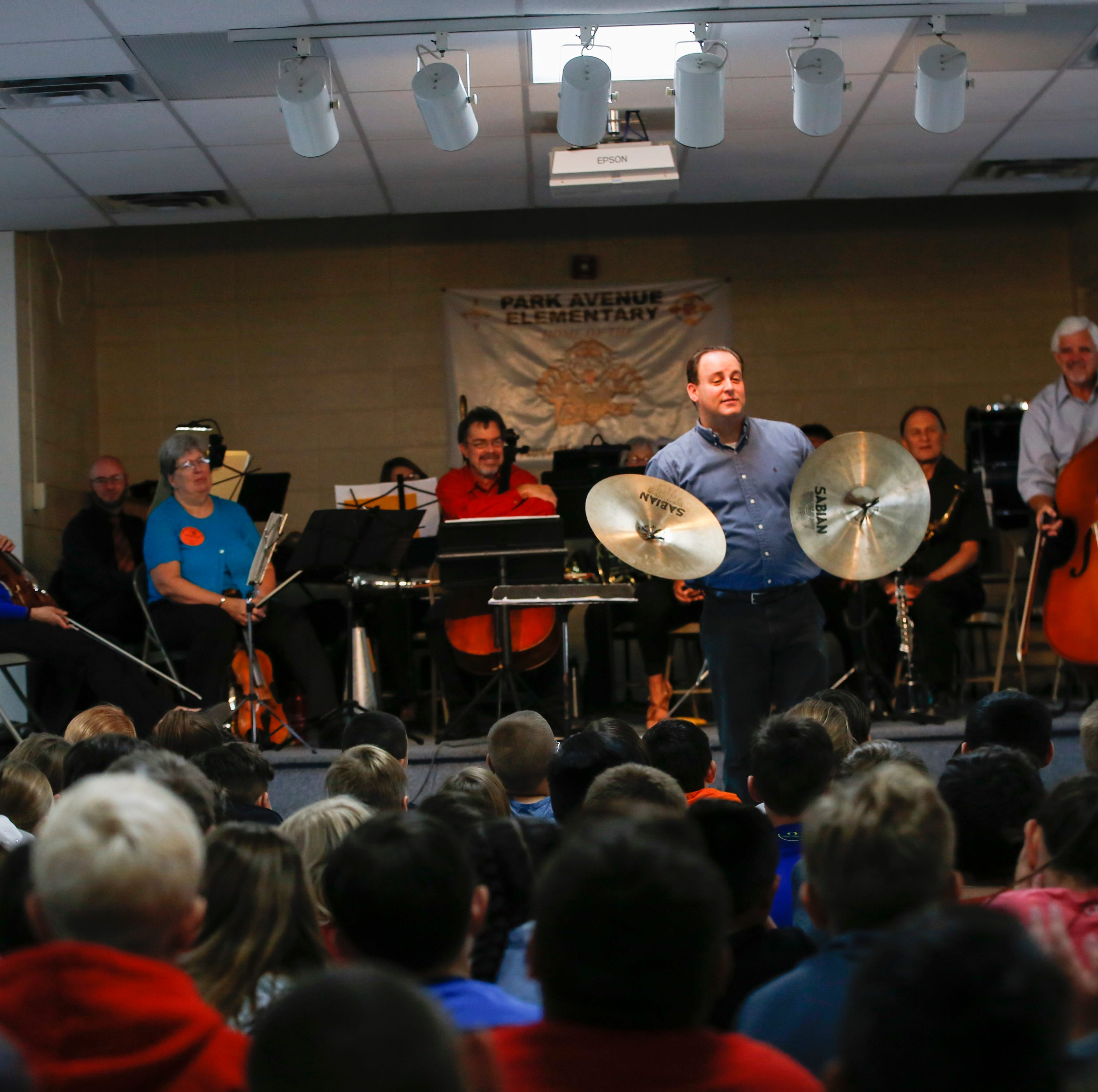 Young Audiences series back for second year in local school districts