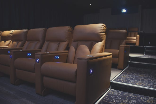 Emagine Entertainment offers private screening rooms at its theaters in Birmingham, Royal Oak, and Frankfort. Plans for adding such a room to the Canton location are in motion as well.