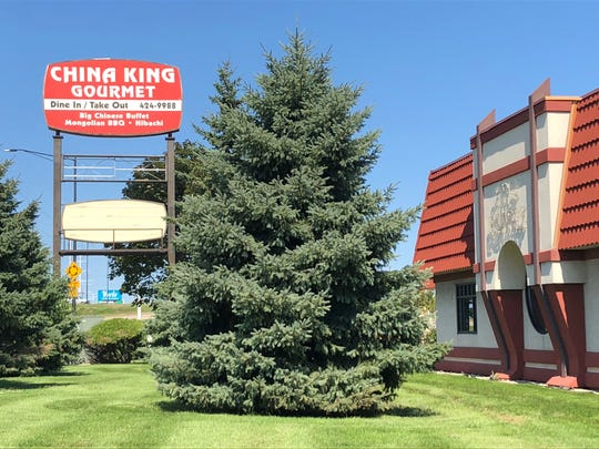 China King restaurant, located at 280 S. Koeller St., will be closed as it undergoes remodeling.
