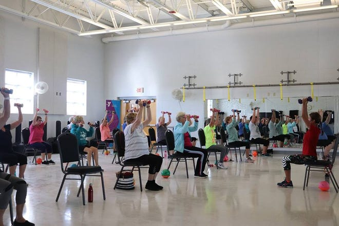 The Oshkosh YMCA will host Active Aging Week Sept. 24-28.