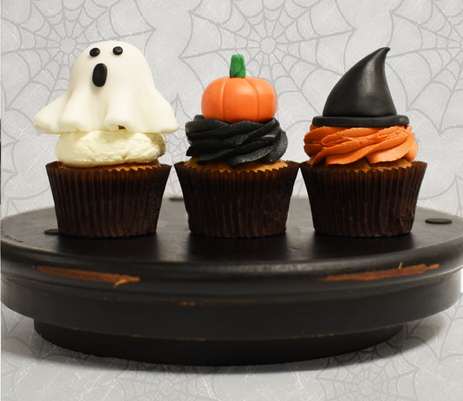 Bluejay S Bakery Swoops In To Help With Your Halloween Cupcakes