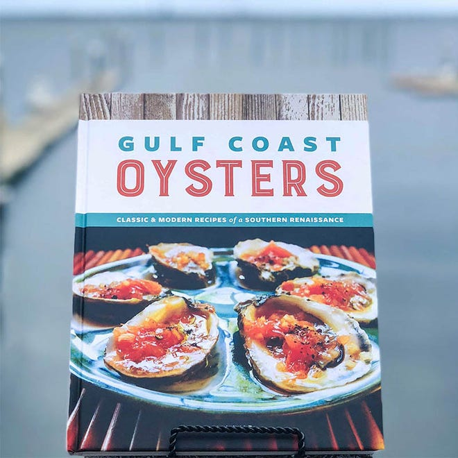 """There will be a reception and booking signing for Chef Irv Miller's new cookbook, """"Gulf Coast Oysters: Classic & Modern Recipes of a Southern Renaissance,"""" on Sept. 30."""
