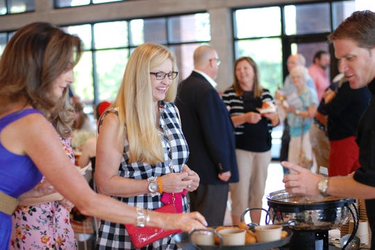 Scenes from the 2017 Feeding the Gulf Coast Chef's Challenge.