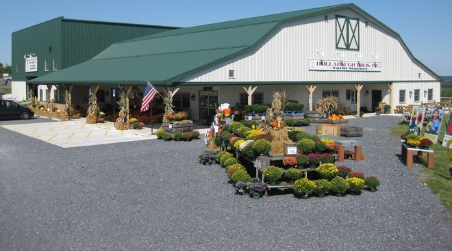 Hollabaugh farm market is in the running to make the list of 10 best orchards in the country.