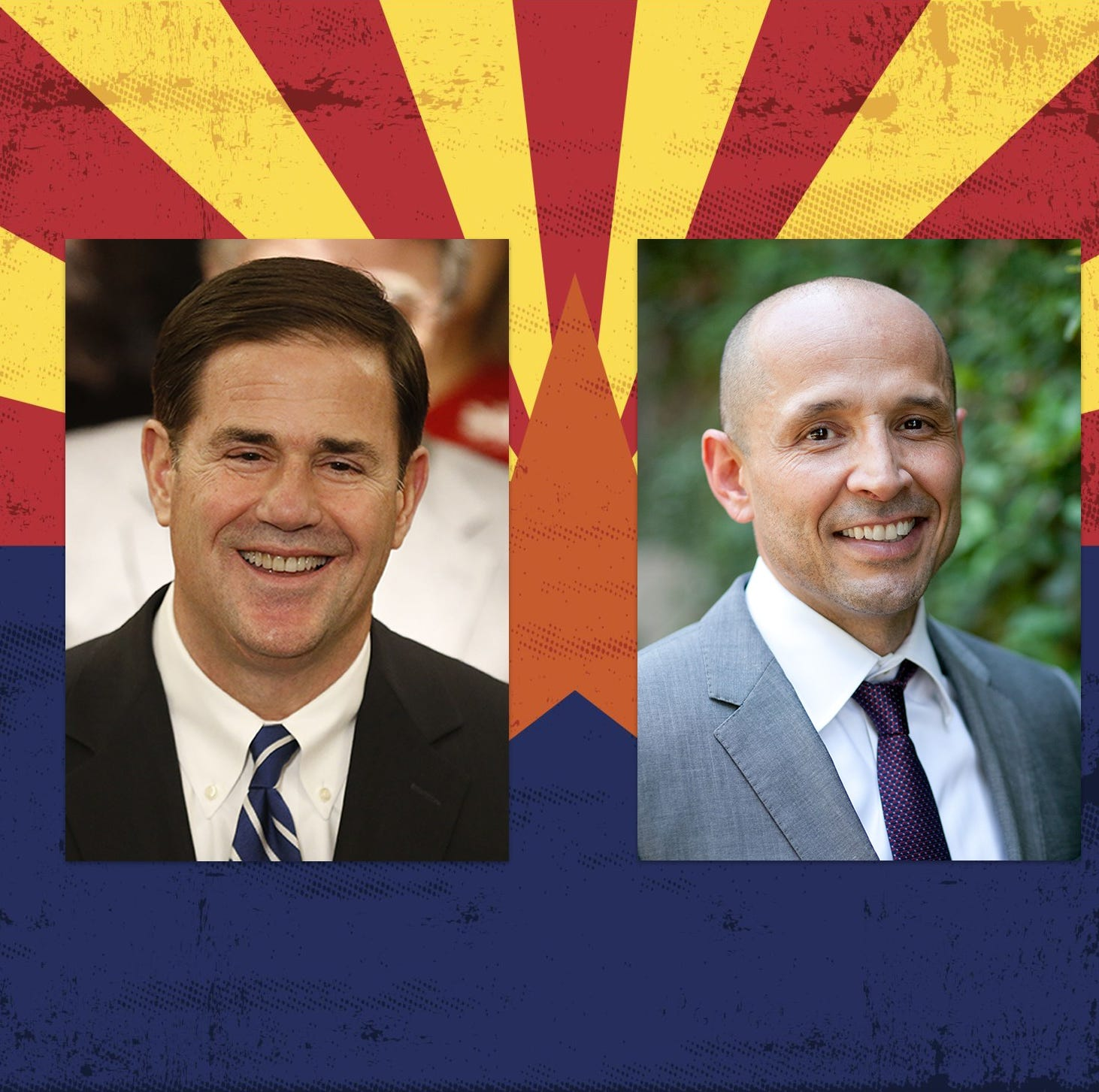 Watch LIVE at  5 p.m.: Candidates for Arizona governor face off in first public debate