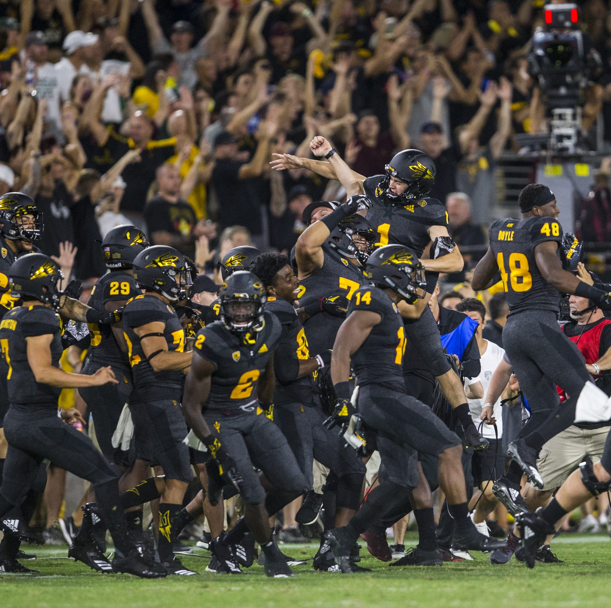 Pac-12 football power rankings: Where is ASU after big win over Michigan State?
