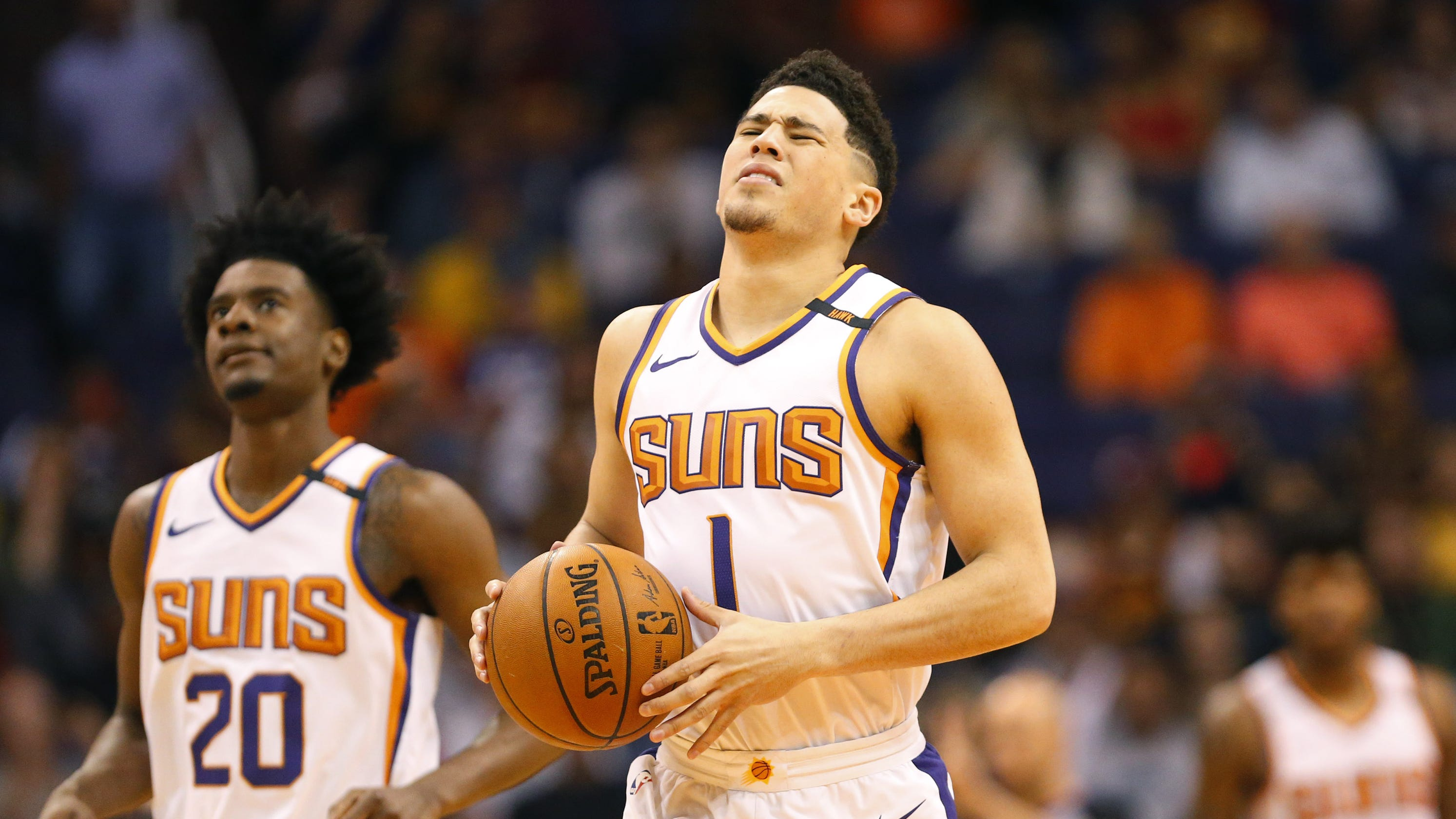 ffad6b4495a Devin Booker  Injury could doom Phoenix Suns  season before it starts