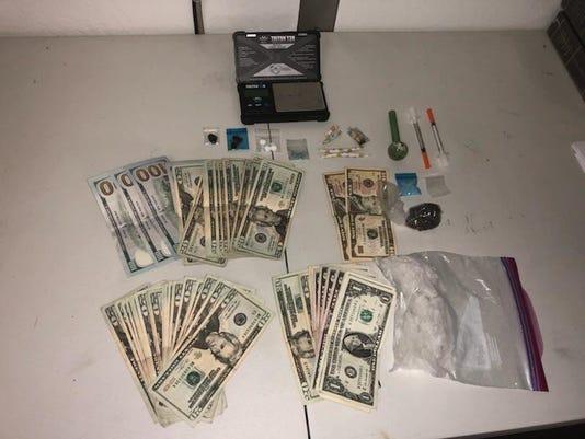 Globe Drug Arrests