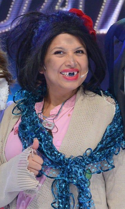Liliana Arriaga La Chupitos Tvazteca