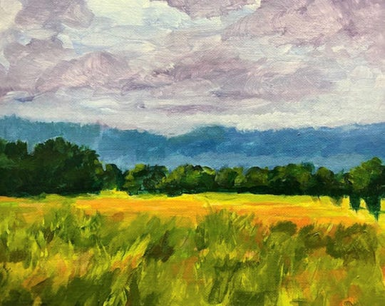 """Artwork by Barbara Holt is featured in """"A Marriage of Differences"""" at the Roost Studio and Art Gallery in New Paltz."""