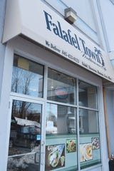 Falafel Town is on North Road in the Town of Poughkeepsie.
