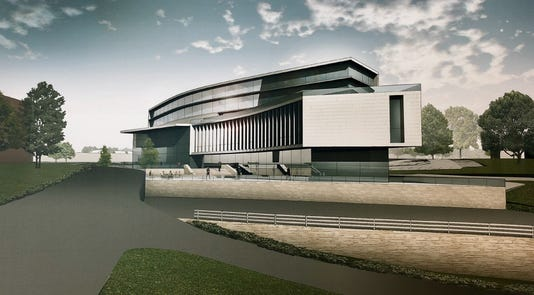 Med School Rendering 2
