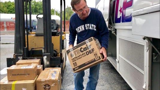 Bailey coaches collets supplies