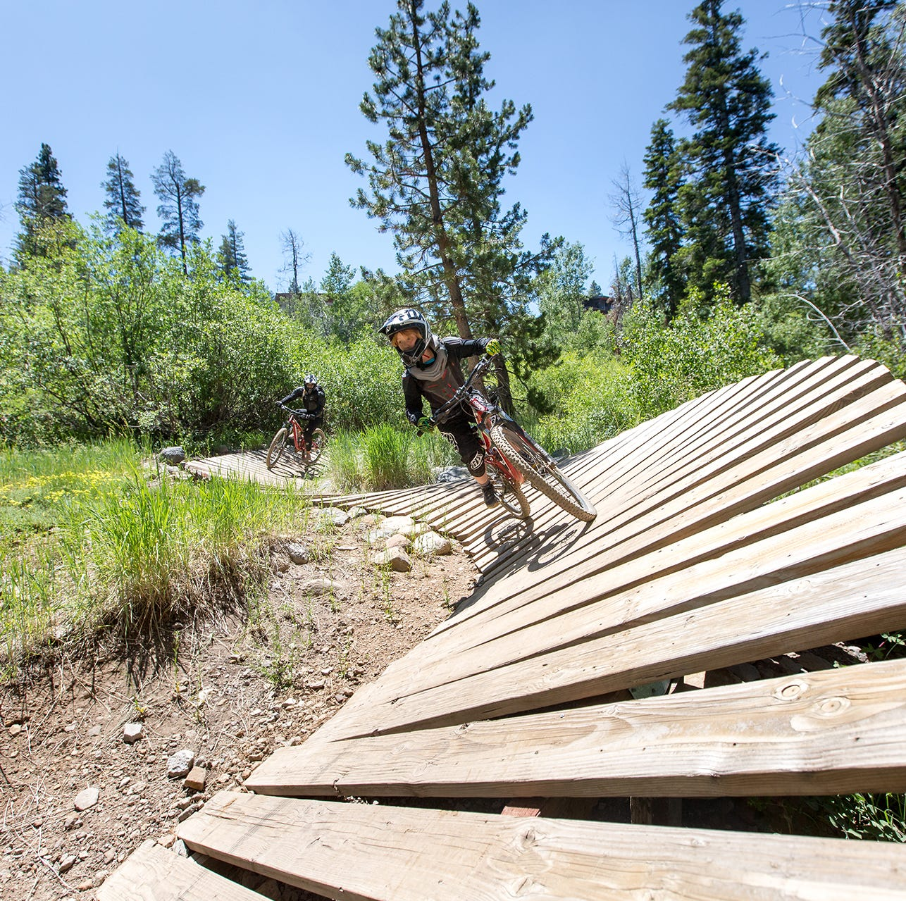 Interbike kicks off with free bike demo days at Northstar