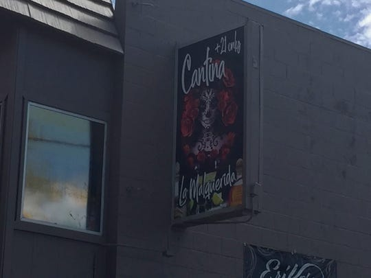 Cantina La Malquerida occupies the old Hideout bar on Park Street in Reno.