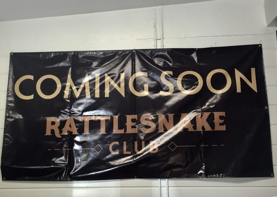 Arlington Gardens Mall is undergoing a $3 million renovation to create Rattlesnake Club, a coffee spot, wine bar and restaurant.