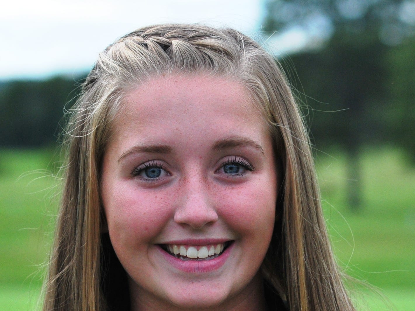 Ashlyn Spurrier, Richmond High School girls golf