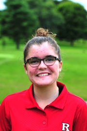 Esther Etherington, Richmond High School girls golf